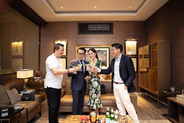 Hoa hậu Phương Lê đá xéo nữ đại gia thuê Thái Công thiết kế biệt thự 200 tỷ - Ảnh 2.
