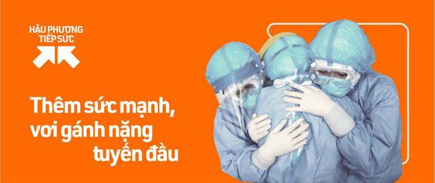 Lời nhắn nhủ yêu thương trong túi quà gửi các em học sinh tiểu học tại khu cách ly ở Hà Tĩnh - Ảnh 6.