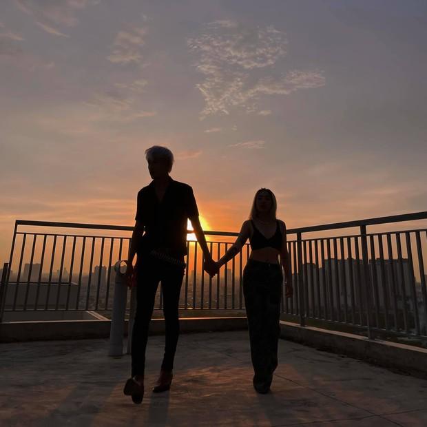 Đạt G hạnh phúc với Cindy Lư, Du Uyên cũng tung luôn ảnh hôn bồ mới! - Ảnh 3.