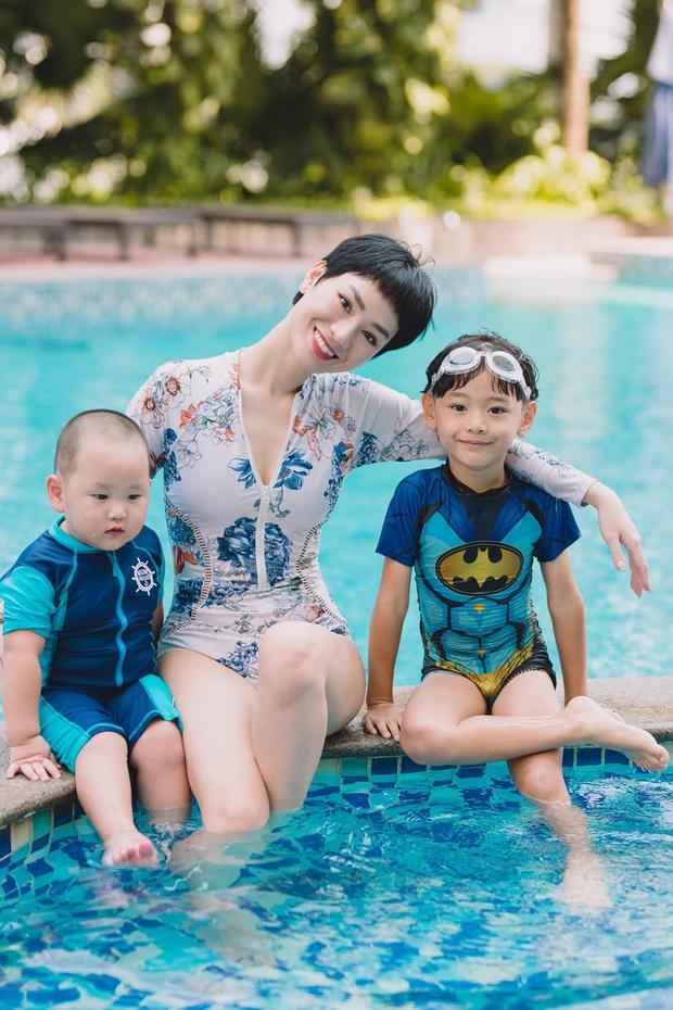 Có bố mẹ nổi tiếng, dàn hot kid auto khuấy đảo MXH Việt: Đáng iu quá quý dzị ơi! - Ảnh 4.
