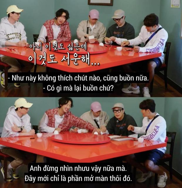 Fan xót xa khi Lee Kwang Soo thừa nhận không nuốt nổi cơm sau khi xác nhận rời Running Man - Ảnh 5.