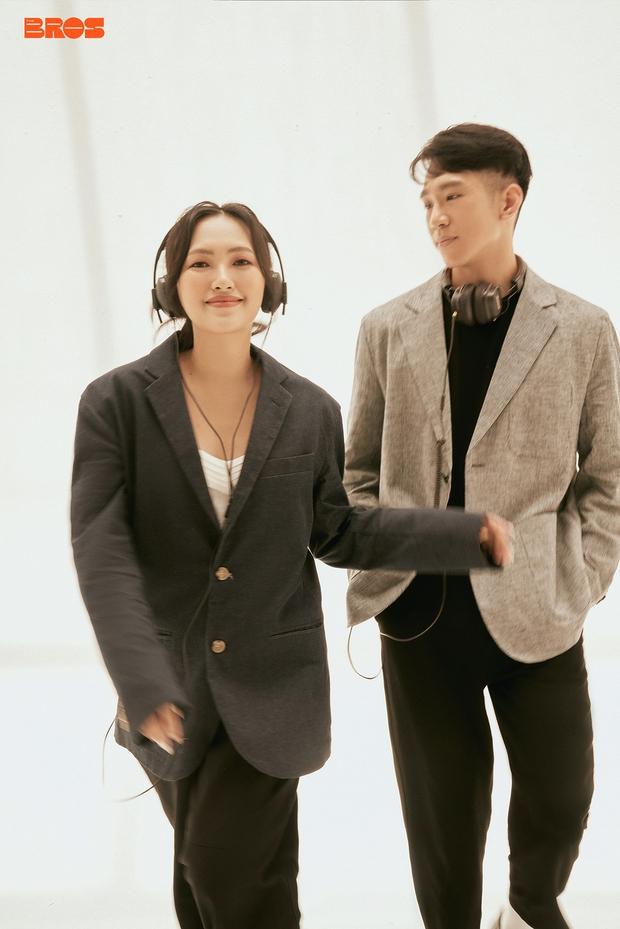 Nàng thơ Nguyên Hà thông báo trở lại với sản phẩm kết hợp Minh Min, hot girl Mẫn Tiên lần đầu đóng chính trong 1 MV - Ảnh 1.