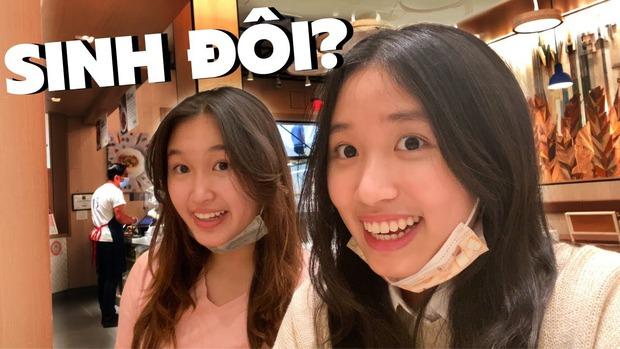 Jenny Huỳnh gặp chị em sinh đôi bên Mỹ, giống nhau đến mức gây lú cho netizen - Ảnh 2.