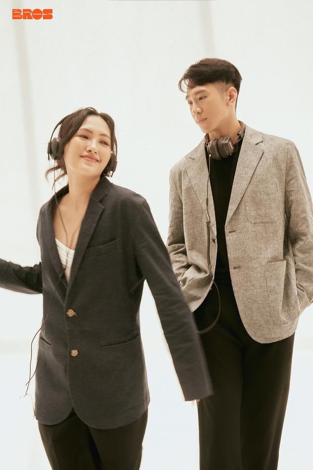 Nàng thơ Nguyên Hà thông báo trở lại với sản phẩm kết hợp Minh Min, hot girl Mẫn Tiên lần đầu đóng chính trong 1 MV - Ảnh 2.