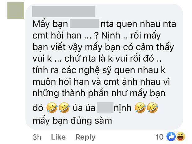 Vừa khen LK ốm, Wowy đã bị netizen mỉa mai: Lại nịnh LK à? - Ảnh 4.