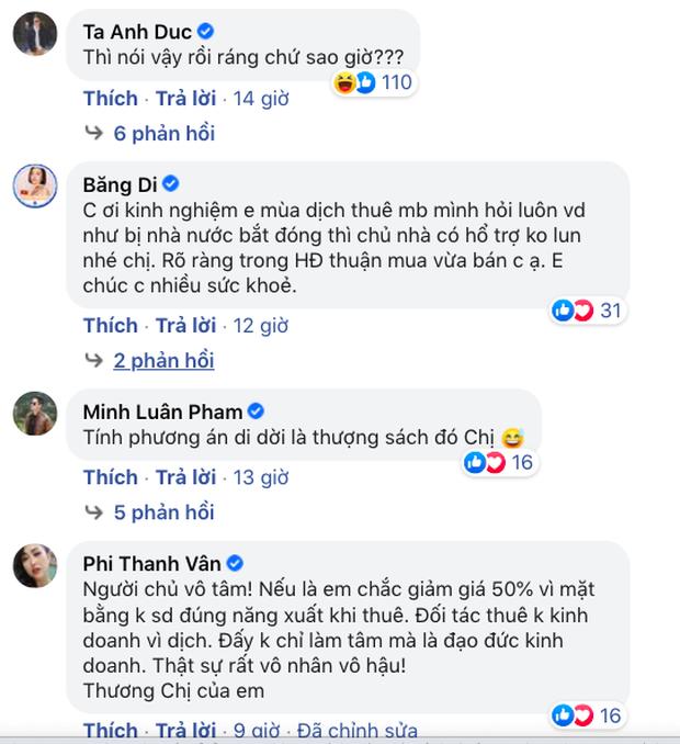 Lê Giang vừa mở cửa hàng 1 tháng thì phải đóng cửa vì dịch, khóc thét vì tiền thuê nhà làm Anh Đức và dàn sao Vbiz phải vào động viên - Ảnh 2.