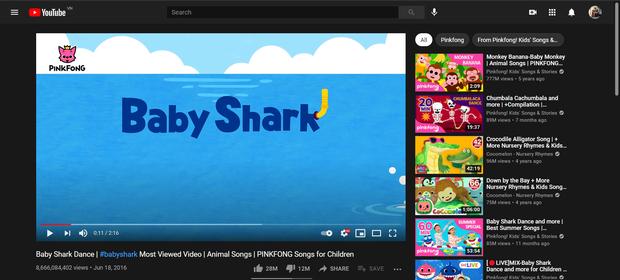 Đây là video có lượt like nhiều nhất trên YouTube! - Ảnh 1.