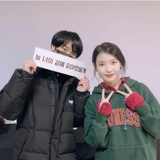 Dàn khách mời đỉnh cao trong concert của IU: Bắt gặp Song Hye Kyo - Song Joong Ki đi hẹn hò, hơn nửa showbiz đều góp mặt - Ảnh 29.