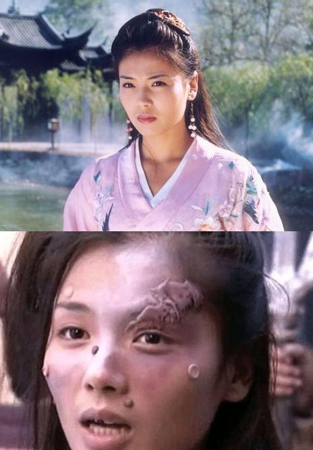 Mỹ nhân Hoa ngữ hóa cá sấu chúa trên phim: Địch Lệ Nhiệt Ba sưng nát mặt, hai cô cuối không cười không lấy tiền! - Ảnh 6.