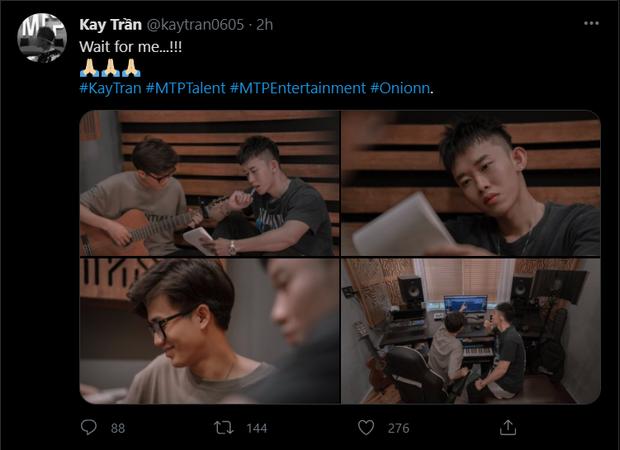 Gà cưng của Sếp Tùng ngồi chễm chệ trên top trending ngay sau khi nhá hàng sản phẩm âm nhạc mới - Ảnh 2.