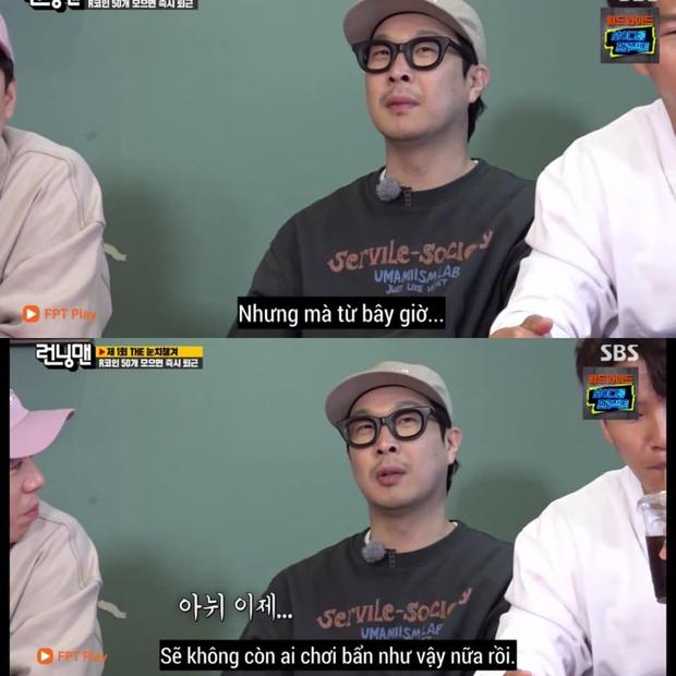 Fan xót xa khi Lee Kwang Soo thừa nhận không nuốt nổi cơm sau khi xác nhận rời Running Man - Ảnh 4.