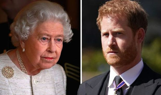 Ông nội vừa qua đời, Harry nhẫn tâm đẩy Nữ hoàng Anh rơi vào tình thế khó khăn, chàng hoàng tử 36 tuổi sắp mất hết tất cả? - Ảnh 1.
