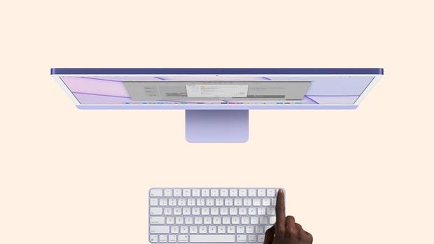 Nghỉ việc tại Apple từ năm 2019, Jony Ive vẫn tham gia thiết kế nên iMac mới của năm 2021 - Ảnh 1.