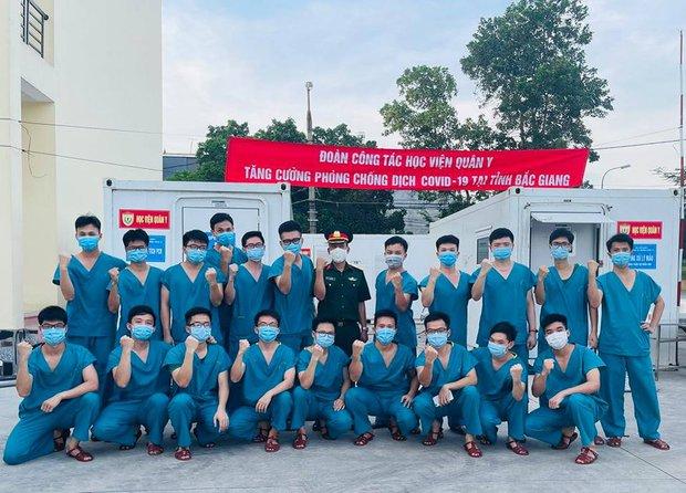 15 ngày chống dịch của nam sinh Quân Y tại Bắc Giang: Thời tiết, dịch bệnh khắc nghiệt đến mức muốn ngất nhưng tin Việt Nam sẽ chiến thắng - Ảnh 1.