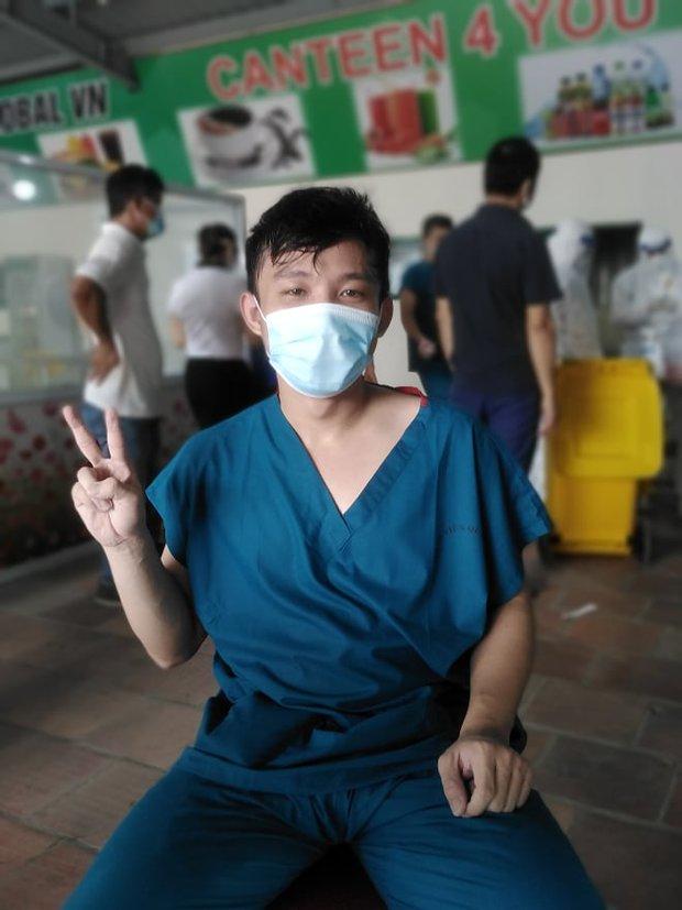 15 ngày chống dịch của nam sinh Quân Y tại Bắc Giang: Thời tiết, dịch bệnh khắc nghiệt đến mức muốn ngất nhưng tin Việt Nam sẽ chiến thắng - Ảnh 3.