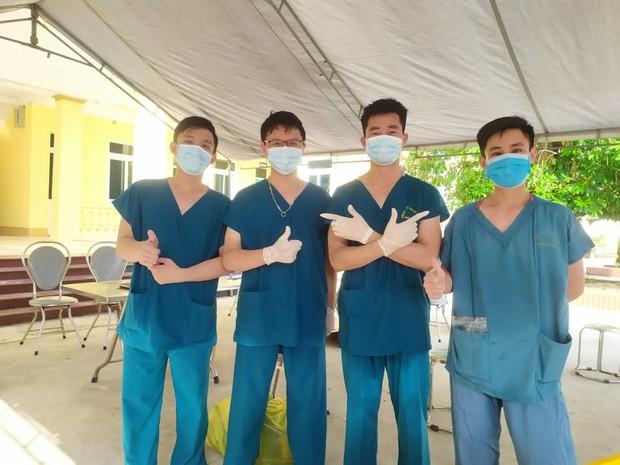 15 ngày chống dịch của nam sinh Quân Y tại Bắc Giang: Thời tiết, dịch bệnh khắc nghiệt đến mức muốn ngất nhưng tin Việt Nam sẽ chiến thắng - Ảnh 6.