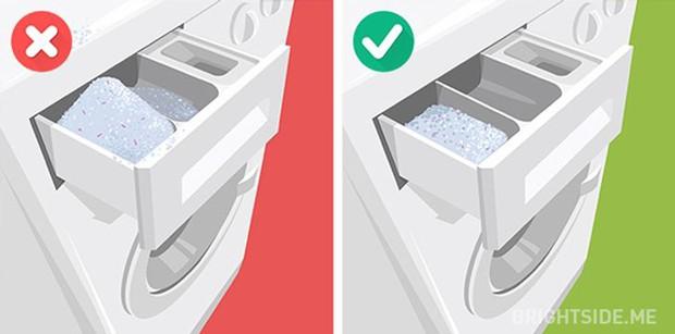 12 thói quen tai hại khi sử dụng máy giặt cần sửa ngay - Ảnh 1.
