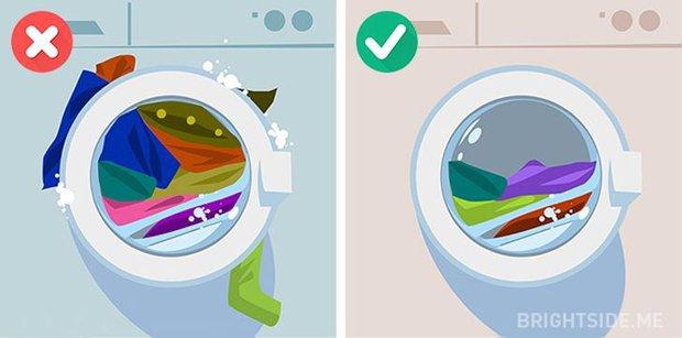 12 thói quen tai hại khi sử dụng máy giặt cần sửa ngay - Ảnh 5.