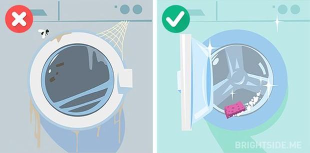 12 thói quen tai hại khi sử dụng máy giặt cần sửa ngay - Ảnh 7.