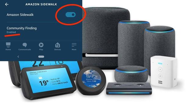 Thiết bị của Amazon cho phép nhà hàng xóm dùng ké mạng Internet - Ảnh 1.