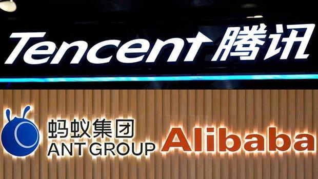 10 hãng công nghệ lớn của Trung Quốc bay 800 tỷ USD từ đầu năm - Ảnh 1.