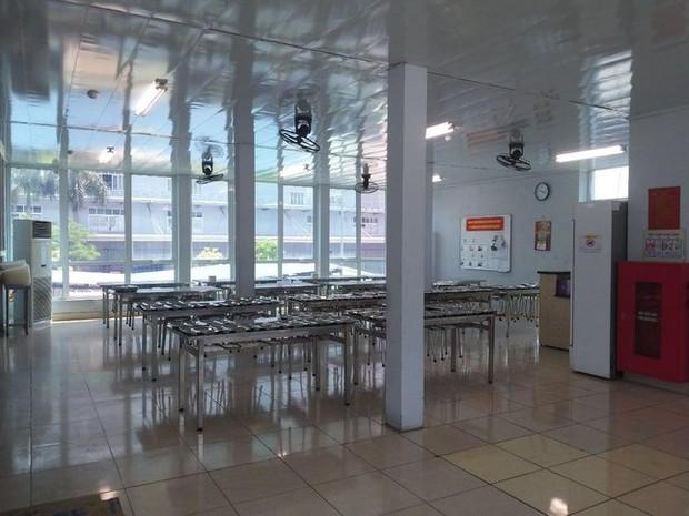 Chỗ ăn, ở chưa có tiền lệ của công nhân trong khu công nghiệp Bắc Ninh - Ảnh 11.