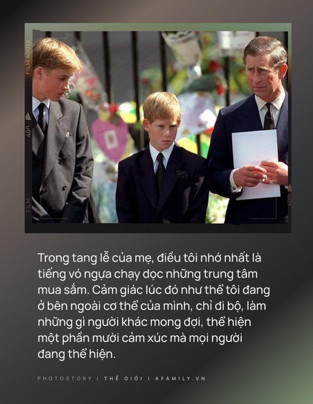 Loạt phát ngôn gây sốc của Harry nhắm thẳng vào gia đình: Chàng hoàng tử tràn đầy sức sống bỗng thành người đàn ông vô hồn, chỉ biết kêu than - Ảnh 15.