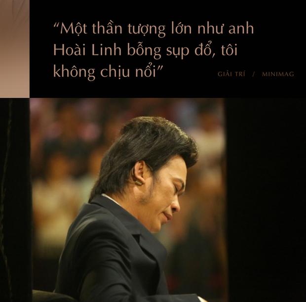 Thưa anh Hoài Linh, công chúng vô cùng KHẮT KHE nhưng cũng vô cùng ĐỘ LƯỢNG! - Ảnh 3.