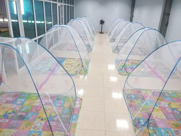 Chỗ ăn, ở chưa có tiền lệ của công nhân trong khu công nghiệp Bắc Ninh - Ảnh 6.