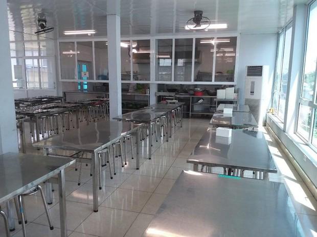 Chỗ ăn, ở chưa có tiền lệ của công nhân trong khu công nghiệp Bắc Ninh - Ảnh 10.