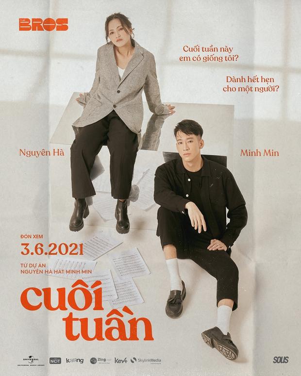 Nàng thơ Nguyên Hà thông báo trở lại với sản phẩm kết hợp Minh Min, hot girl Mẫn Tiên lần đầu đóng chính trong 1 MV - Ảnh 4.