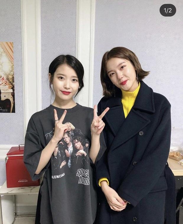 Dàn khách mời đỉnh cao trong concert của IU: Bắt gặp Song Hye Kyo - Song Joong Ki đi hẹn hò, hơn nửa showbiz đều góp mặt - Ảnh 36.