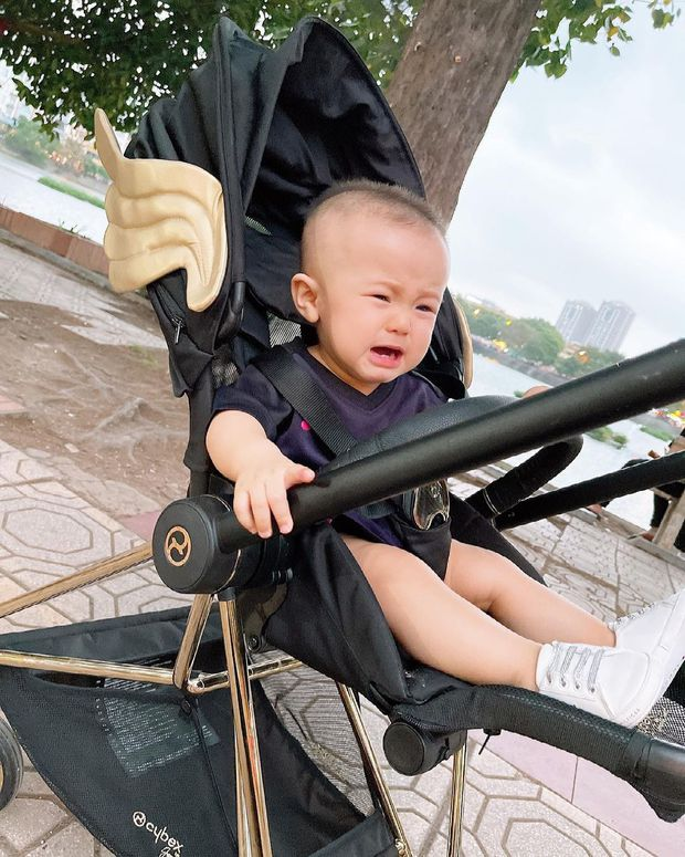 Có bố mẹ nổi tiếng, dàn hot kid auto khuấy đảo MXH Việt: Đáng iu quá quý dzị ơi! - Ảnh 28.