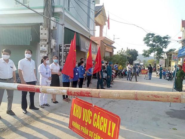 Truy vết người tiếp xúc gần với nữ công nhân là F1 đi từ Bắc Ninh về Nghệ An - Ảnh 1.