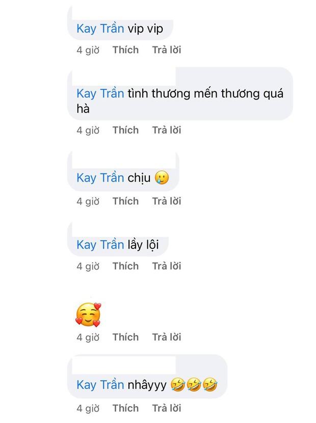 Sơn Tùng dặn fan chờ cậu ấy nha, Kay Trần liền hồi âm bằng 1 cái gif đậm mùi đam mỹ làm các fan hủ nữ bấn loạn - Ảnh 5.