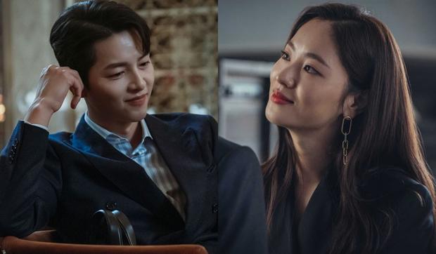 Sau Song Hye Kyo, nữ chính Vincenzo là người được Song Joong Ki công khai tỏ tình cực ngọt - Ảnh 3.