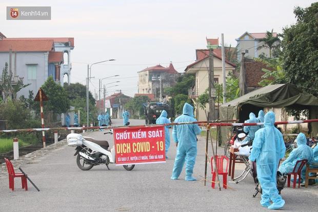 Khởi tố vụ án làm lây lan dịch bệnh tại ổ dịch Hà Nam - Ảnh 1.