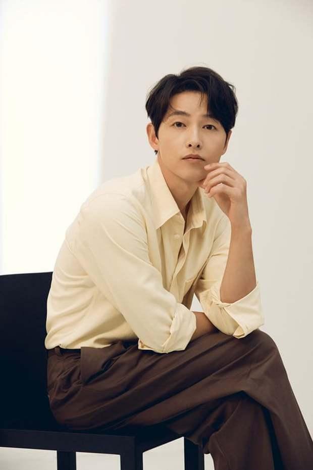 Sau Song Hye Kyo, nữ chính Vincenzo là người được Song Joong Ki công khai tỏ tình cực ngọt - Ảnh 1.