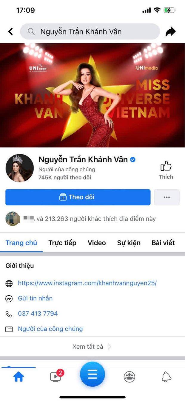 Không chỉ có nhan sắc, Hoa hậu Khánh Vân còn sở hữu nhiều chỉ số khủng trên mạng xã hội - Ảnh 2.