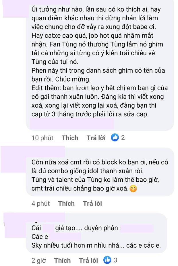 Nữ chính MV của Sơn Tùng M-TP bị Sky đồng loạt chỉ trích do từng cà khịa phát ngôn duyên phận cách đây 3 tháng? - Ảnh 8.