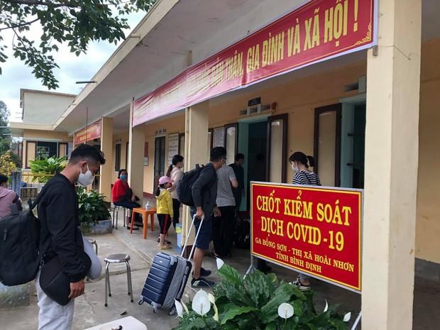 Bình Định: Đã có kết quả xét nghiệm các trường hợp tiếp xúc với bệnh nhân mắc Covid-19 ở Đà Nẵng - Ảnh 1.