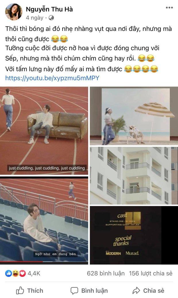 Facebook nữ chính trong MV Muộn Rồi Mà Sao Còn của Sơn Tùng M-TP tăng tương tác gấp chục lần chỉ nhờ một... bóng lưng! - Ảnh 7.