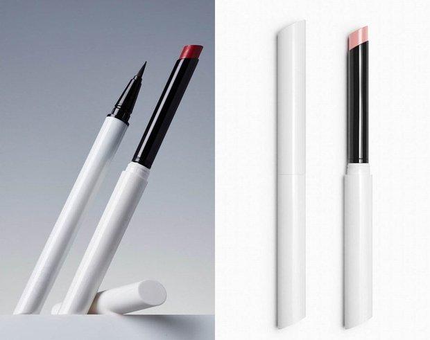 Zara ra mắt BST mỹ phẩm mới với đủ bộ phấn, son, cọ trang điểm: Giá chỉ từ 120k mà thiết kế khá xịn - Ảnh 3.