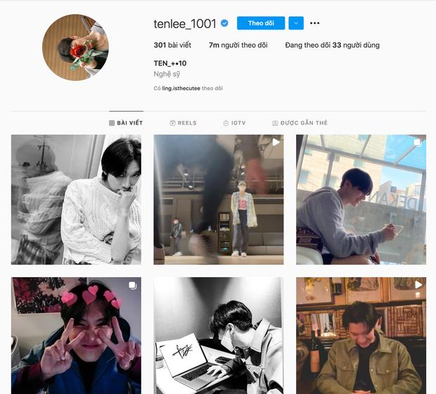 Nhờ clip nhảy đôi với Lisa (BLACKPINK) mà Instagram của Ten (NCT) tăng trưởng đột biến, cộng đồng mạng thán phục: đúng là hiệu ứng Lisa! - Ảnh 4.