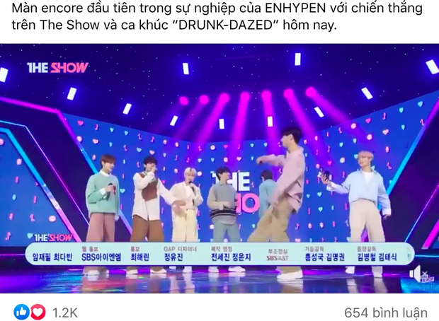 Đàn em BTS có cúp đầu tiên trong sự nghiệp nhưng hát encore bị chê tệ đều, lên nốt cao vỡ toang? - Ảnh 5.
