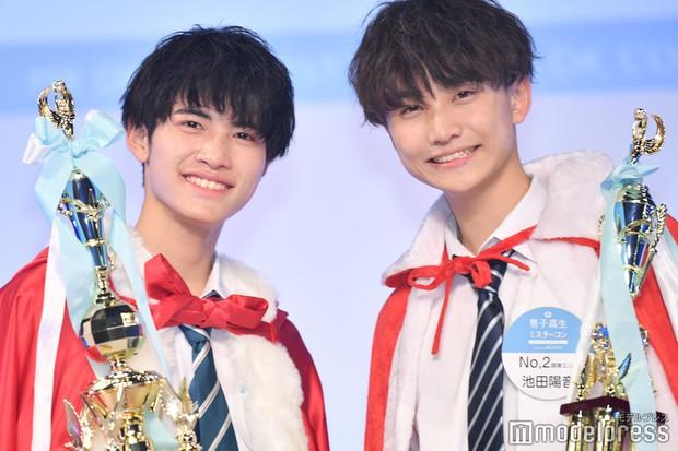 Nam sinh 18 tuổi đoạt giải đẹp trai nhất Nhật Bản, nhan sắc không gây tranh cãi mà còn được khen vì một lý do - Ảnh 1.