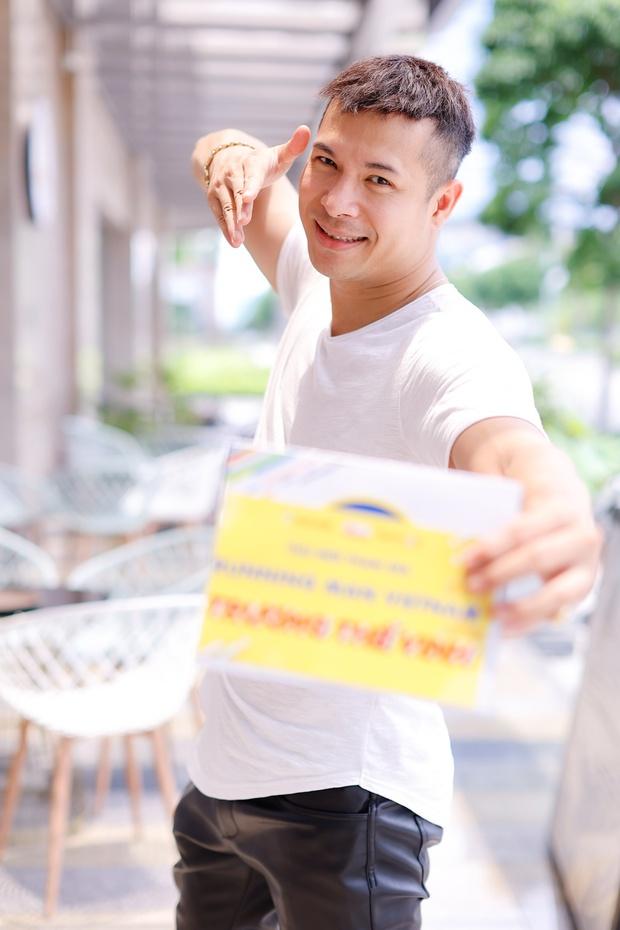 Trương Thế Vinh khoe cơ bắp cuồn cuộn, xác nhận trở lại Running Man Vietnam! - Ảnh 6.