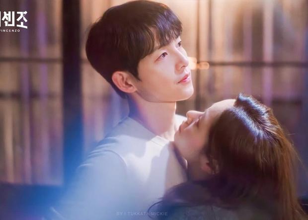 Sau Song Hye Kyo, nữ chính Vincenzo là người được Song Joong Ki công khai tỏ tình cực ngọt - Ảnh 4.