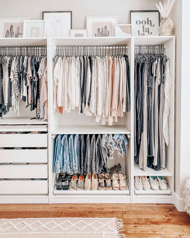 5 kiêng kỵ cần nhớ khi bố trí tủ quần áo, đặt sai lo lắng, bất an tự ùn ùn kéo đến - Ảnh 2.