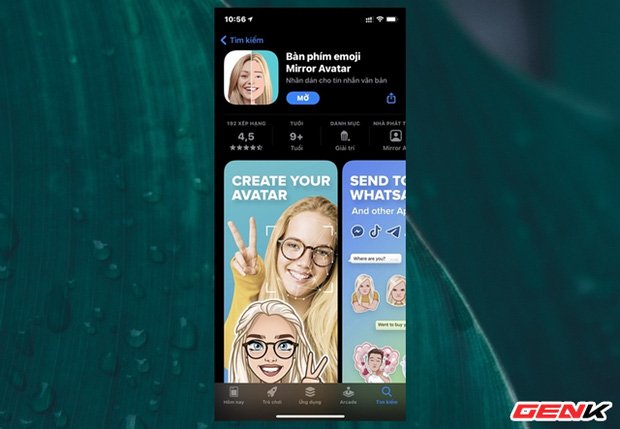 Cách biến gương mặt của chính bạn thành sticker hài hước trên smartphone - Ảnh 2.